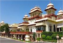 Foto del Hotel jaipur taj del viaje india viaje lujo