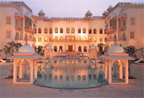 Foto del Hotel HARI MAHAL JODHPUR del viaje india coche alquiler