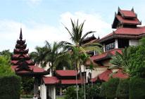 Foto del Hotel SH bagan del viaje viaje myanmar 12 dias
