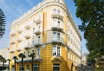 Foto del Hotel hotel bristol opatija del viaje roma al adriatico 16 dias