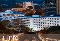Foto del Hotel intercontinental nairobi del viaje kenia samburu massai 7 dias