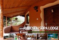 Foto del Hotel amboseli sopa lodge del viaje suspiros keniatas 13 dias