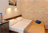 Foto del Hotel camarote interior del viaje crucero peloponeso jonico