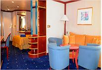Foto del Hotel camarote balcon del viaje crucero peloponeso jonico
