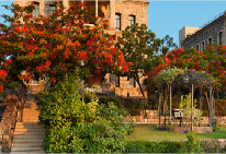 Foto del Hotel tiberias hotel scot del viaje tour rebeca