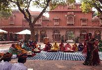 Foto del Hotel bikaner gajner del viaje india coche alquiler