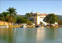 Foto del Hotel paraty posada del principe peq del viaje viaje costa brasil