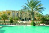 Foto del Hotel tozeur hotel el mouradi del viaje guerra galaxias tunez