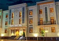 Foto del Hotel SH Emirkhan del viaje trans uzbekistan cultural