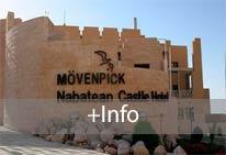 Foto del Hotel movenpick nabatean castle del viaje egipto jordania desierto