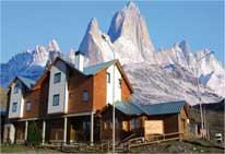Foto del Hotel hotel el paraiso el chalten corto del viaje patagonia austral argentina