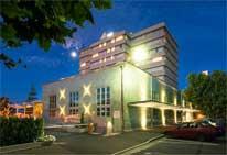 Foto del Hotel hotel rutherford nelson corto del viaje nubes blancas nueva zelanda