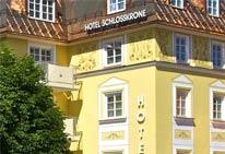 Foto del Hotel SH Schlosskrone del viaje alemania romantica costa dalmata