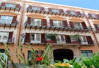 Foto del Hotel palazzo sitan del viaje circuito sicilia catania