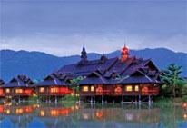 Foto del Hotel amata garden del viaje esencia birmania bidtravel