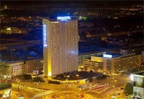 Foto del Hotel novotel corto del viaje polonia fondo