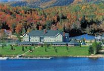 Foto del Hotel lac i eau del viaje canada original salvaje