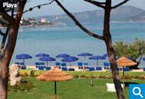 Foto del Hotel hotel corte rosada del viaje cerdena playa 2016