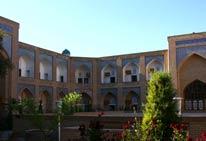 Foto del Hotel SH Orient Star del viaje viaje uzbekistan pais azul