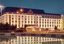 Foto del Hotel SH Crowne Plaza Bratislava del viaje eslovaquia solera