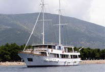 Foto del Hotel SH Afrodita del viaje crucero costa dalmata croacia