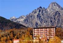 Foto del Hotel SH Bellevue del viaje eslovaquia solera