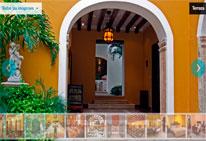 Foto del Hotel campeche   hotel don gustavo corto del viaje mundo maya