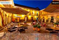 Foto del Hotel palacio del inca hotel del viaje luces del imperio inca peru