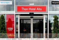 Foto del Hotel hotel thon alta del viaje oslo cabo norte islas lofoten