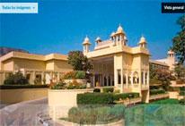 Foto del Hotel hotel trident jaipur ficha peq del viaje magia del rajastan