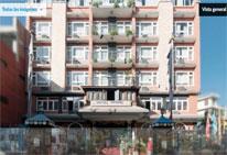 Foto del Hotel hotel nepal m del viaje cheap india nepal