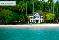 Foto del Hotel hotel cape panwa phuket fachada del viaje tailanda playas phuket