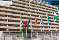 Foto del Hotel hotel tash fachada del viaje viaje uzbekistan pais azul