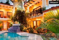 Foto del Hotel tamarindo hotel del viaje colores costa rica oferton