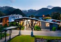 Foto del Hotel FRANZ  JOSEF  GLACIER  HOTEL  NUEVA ZELANDA del viaje atravesando nueva zelanda