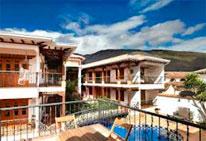 Foto del Hotel villa romana del viaje colombia al natural
