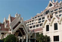 Foto del Hotel rosegarden hotel yangon birmania2 del viaje birmania semana