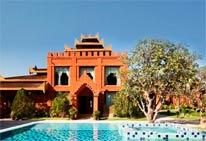 Foto del Hotel treasure bagan hotel birmania del viaje viaje myanmar 10 dias