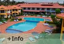 Foto del Hotel baywacht hotel goa del viaje delhi agra jaipur goa munbai
