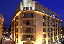 Foto del Hotel zurich del viaje viaje turquia al completo 8 dias
