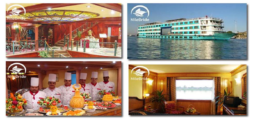 Foto del Hotel cai barco nilebride grande del viaje egipto mar rojo t i 11 dias