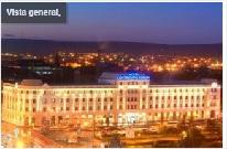 Foto del Hotel Hotel Continental Sibiu Facade del viaje rumania transilvania carpatos