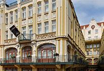 Foto del Hotel SH Palatinus del viaje hungria transilvania dracula castle