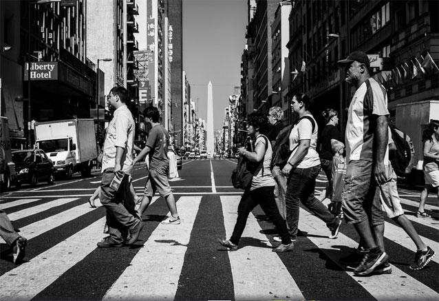 Foto del viaje ofertas argentina basica 11 dias buenos aires paso peatones