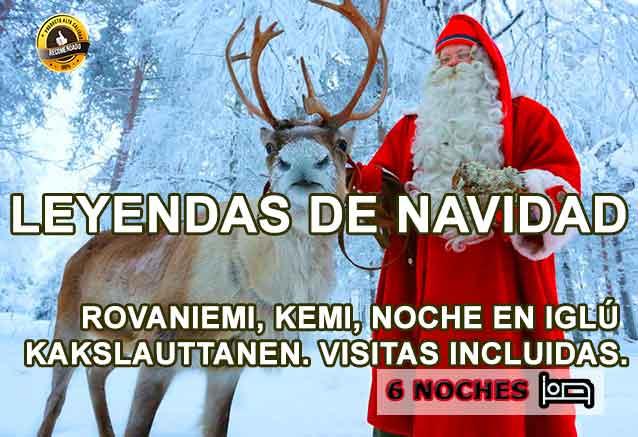 Foto del Viaje Leyendas-de-Navidad-Transnordic-papa-noel-y-reno-Viajes-Bidtravel.jpg