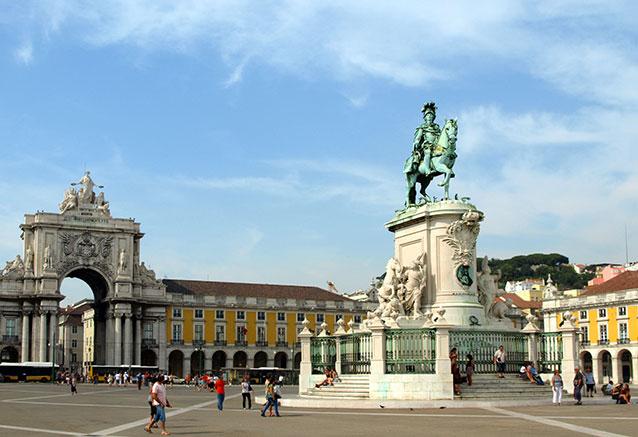 Viaje viaje tesoros portugal Lisboa Portugal