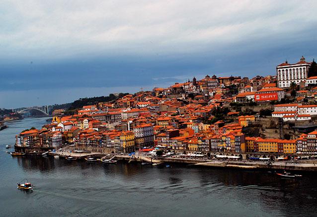 Viaje viaje tesoros portugal Porto