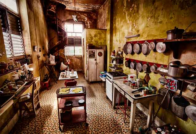 Foto del viaje ofertas recorriendo cuba cocina en cuba bidtravel