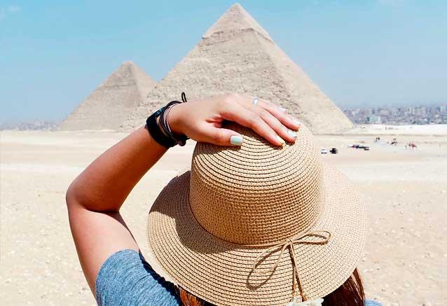 Foto del viaje ofertas viaje egipto vuelo directo charter Viaje Egipto En Vuelo Directo Charter foto piramides por julian obejas