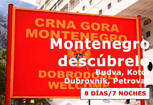 Foto del viaje ofertas montenegro descubrelo montenegro cartel